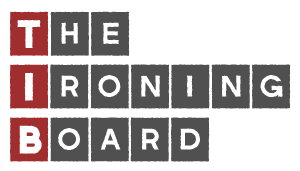The Ironing Board - we iron out your web problems
